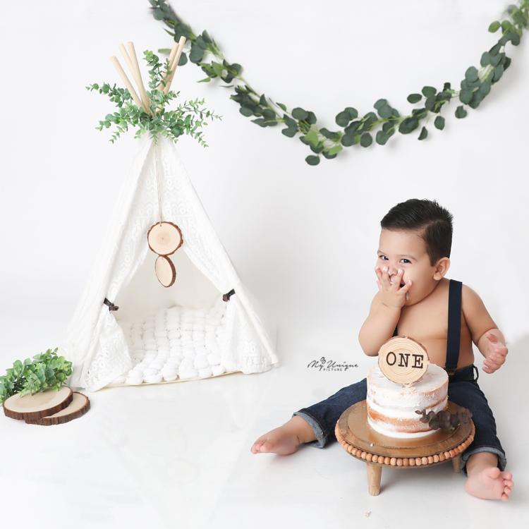 Houston best baby photographer